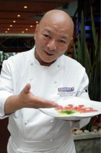 Toshiro Konishi comida peruana