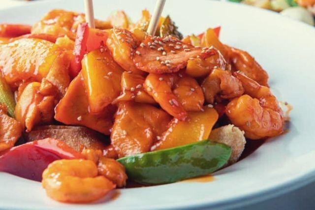 receta de Kam Lu Wantán