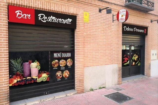 restaurante peruano Delicias Peruanas