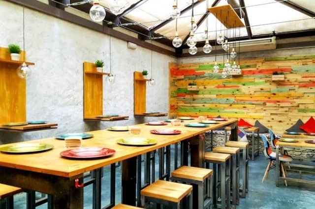 restaurante peruano Granuja Restaurante Fusión
