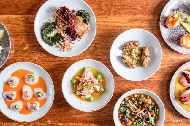 restaurante peruano Mixtura & Sazón
