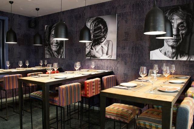 restaurante peruano quispe