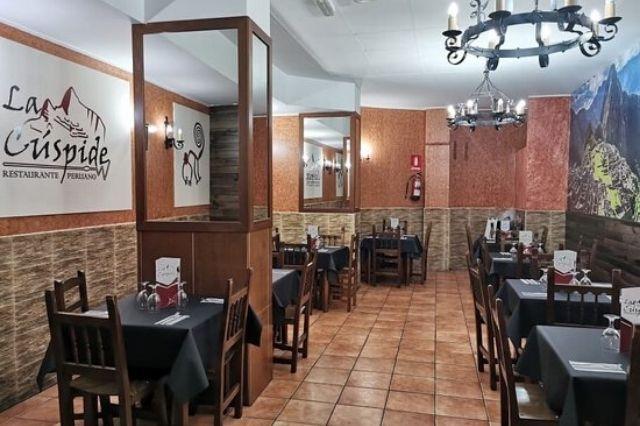 restaurante peruano La Cúspide Móstoles