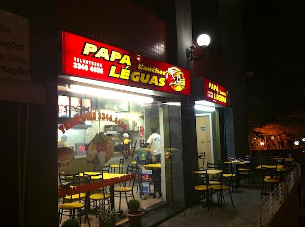 Papa Léguas: baixa alta gastronomia no Moinhos de Vendo