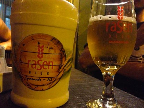 Rasen Bier Lager Premium: direto da serra gaúcha