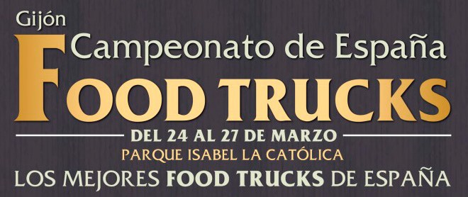 Campeonato España Food Trucks