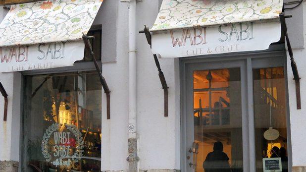 Wabi-sabi Café&Craft Santander