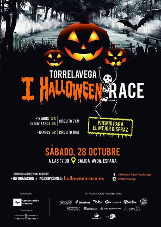Halloween Race Torrelavega