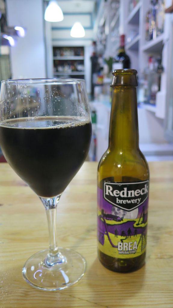 Cerveza Artesana de Cantabria Redneck