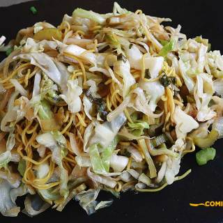 Chow Mein, Comiendo Rico, Comida China