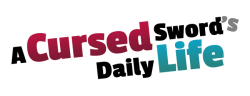 Logo for A Cursed Sword's Daily Life
