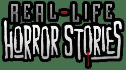 Logo for Real-Life Horror Stories