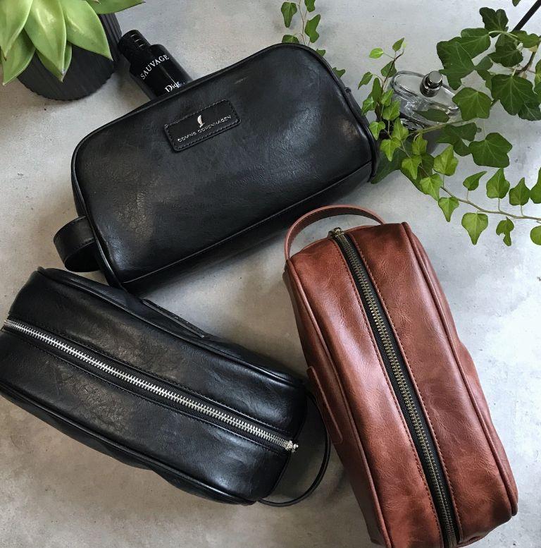 Made with premium vegan leather