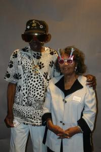 Robert and Lucy Walker