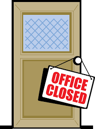 Coming of Age offices CLOSED