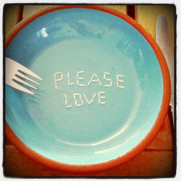 please love