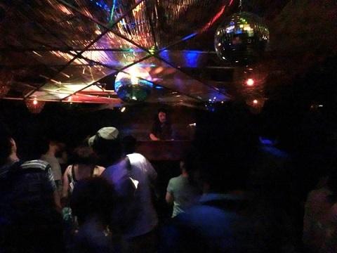 Underground DJ Bar 音溶