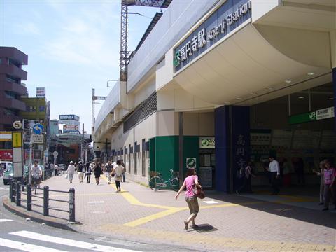 高円寺駅周辺