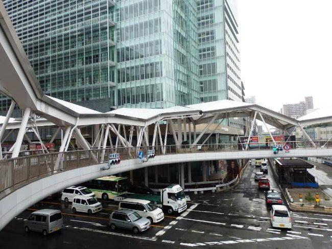 阿倍野歩道橋周辺