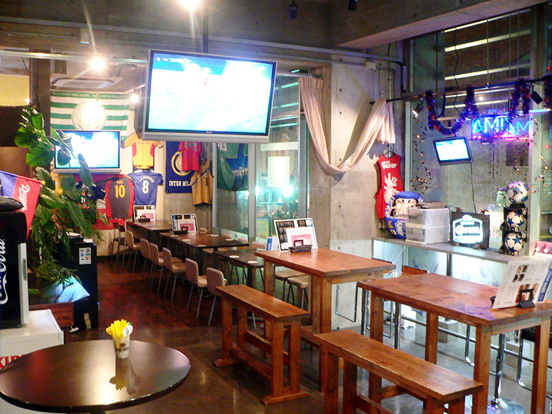SPORTS BAR&DINING Pitch (ピッチ)