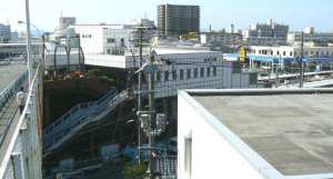 JR新井口駅
