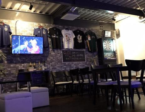 Sports×Free Bar GLEE