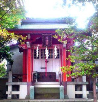 日吉神社スポット