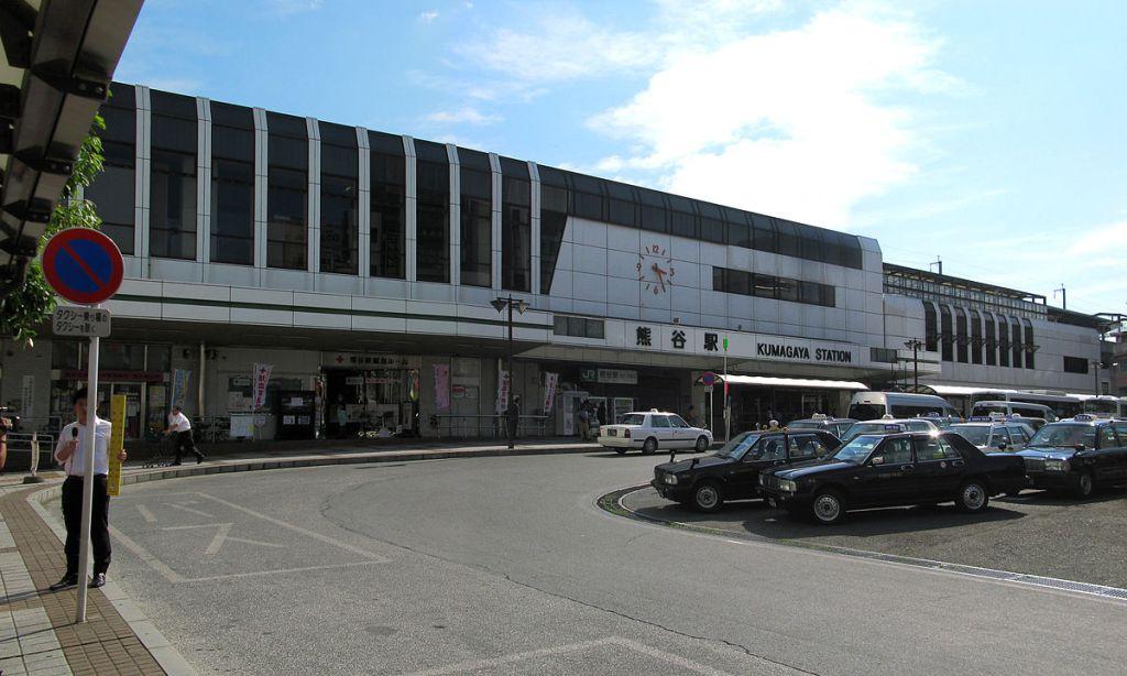 JR熊谷駅周辺