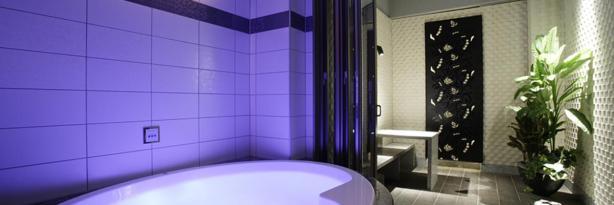 ホテルアイル風呂