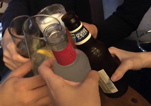 スイッチバー_乾杯2回目