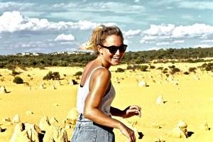 オーストラリア女性8