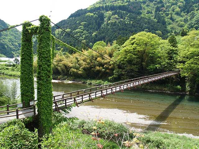 恋のつり橋