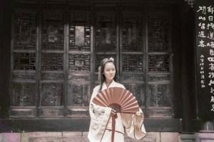 中国人女性4
