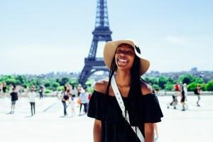 フランス人女性1