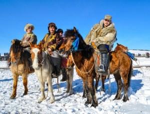 モンゴル人男性6
