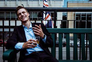 イギリス人男性1