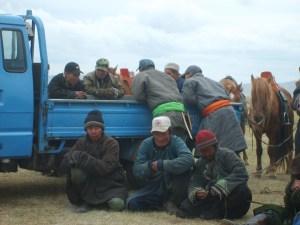 モンゴル人男性8