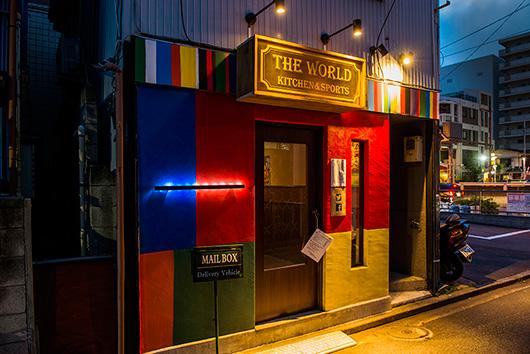 The World Kitchen&Sports