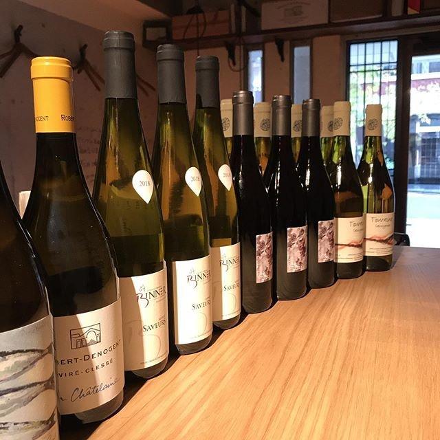 炭と日本酒とワイン イルフェソワフ