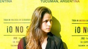 アルゼンチン人女性1