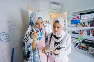 マレーシア人女性7
