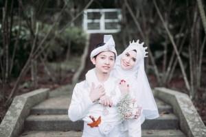 マレーシア人夫婦