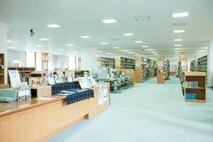 広島市立東区図書館