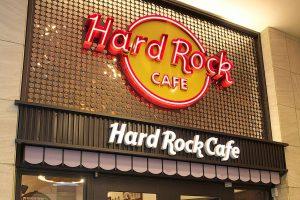 ハードロックカフェ上野店