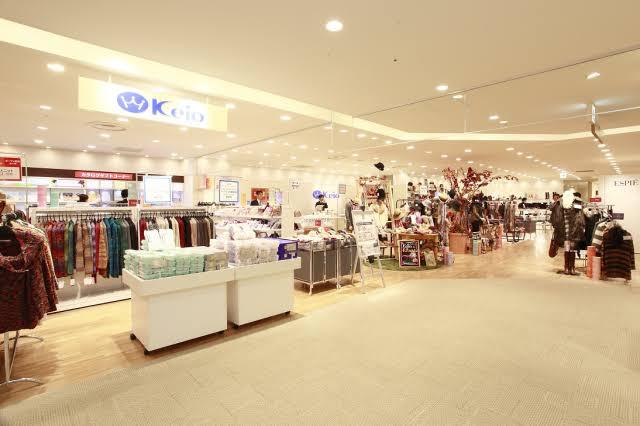 京王百貨店セレオ八王子店