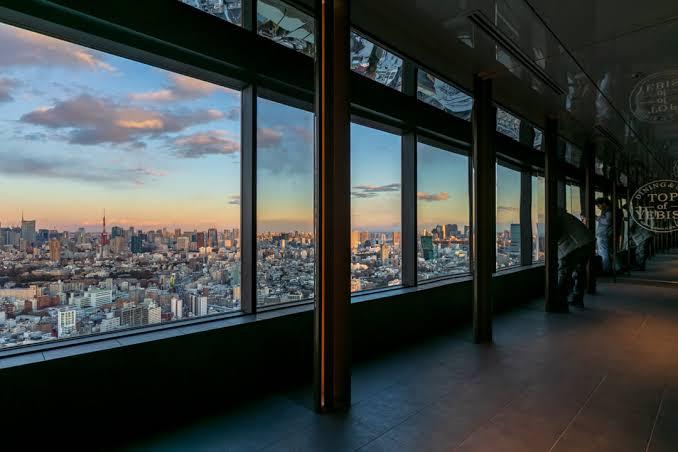 恵比寿ガーデンプレイスタワー SKY LOUNGE