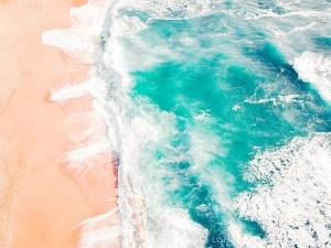 海の夢 キラキラ