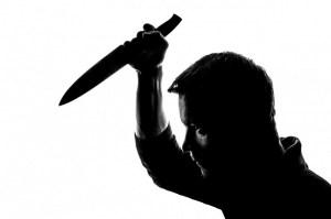 ナイフで死ぬ夢