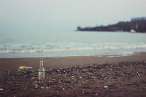 海の夢 汚れた海