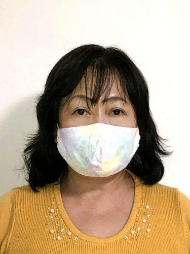 沖村和音先生マスク画像